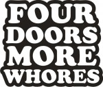 fourdoorswhores